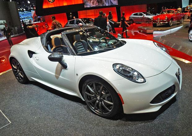 Také Alfa Romeo a Fiat budou chybět na pařížském autosalonu. Kdo tam tedy bude vystavovat?