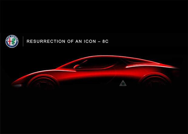 FCA prozradilo svoji budoucnosti. Přijde elektrický sporťák Maserati a vrátí se Alfa GTV i 8C!