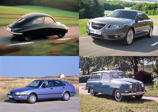 To nejlepší od mrtvých značek: Saab – Legendární dvoutakt i turbo