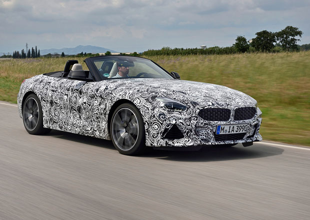 BMW Z4 se odhaluje ještě před premiérou. Vrcholem bude šestiválcové M40i