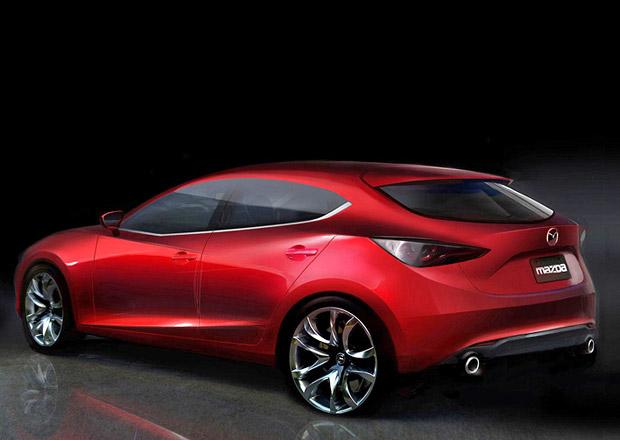 Nová Mazda 3 se blíží. Dostane novou platformu, unikátní motor a digitální budíky