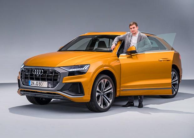 Audi Q8 poprvé na vlastní kůži. Všechno, ale ne jen sportovnější Q7
