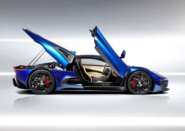 Jaguar může mít elektrický hypersport, který naváže na modely XJ220 a C-X75