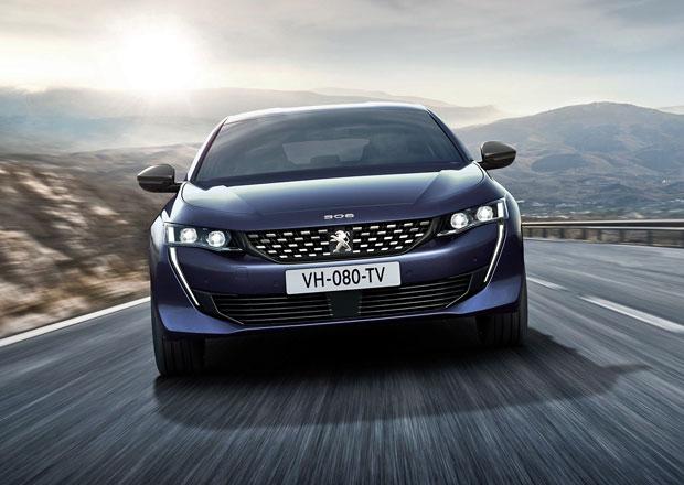 Nový Peugeot 508 SW je za dveřmi. Automobilka už láká na jeho premiéru