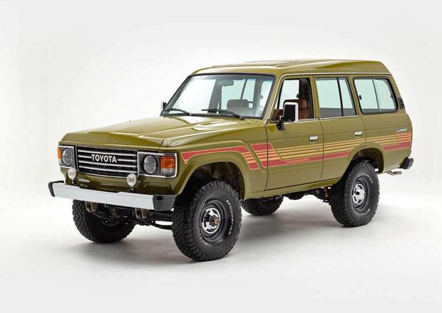 FJ Company zase válí: Omlazená Toyota Land Cruiser 60 vypadá skvěle!