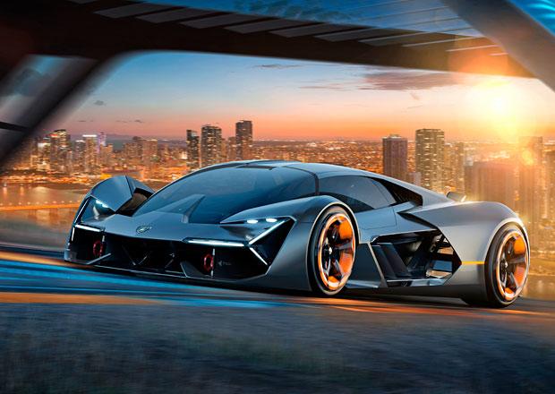 Lamborghini si o elektromobilitě myslí svoje. Kašle na ni...