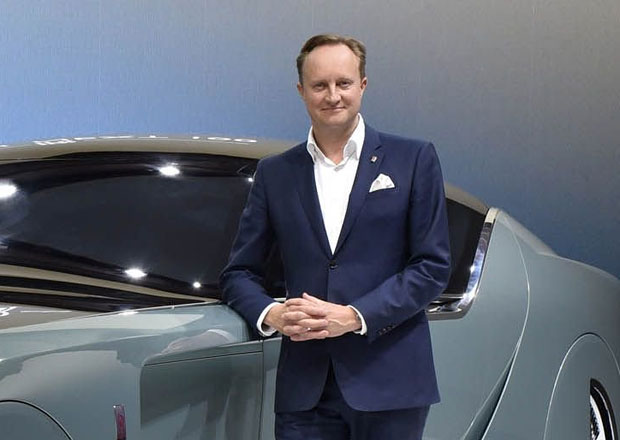 Značku Rolls-Royce opustil její šéfdesignér. Že by kvůli Cullinanu?