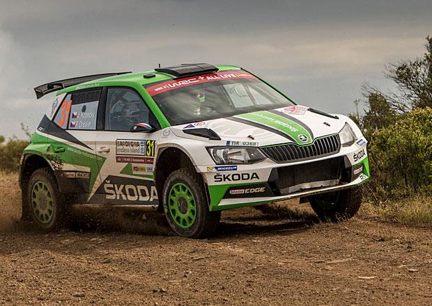 Rallye Sardinie po 2. dnu: Bitva o sekundy