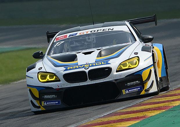 Ohromná radost u Šenkýř Motorsport: Gonda a Eriksson vybojovali druhé místo