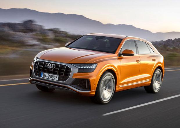 Kam až poroste zájem o SUV? V roce 2025 to bude každé druhé prodané auto, tvrdí Audi