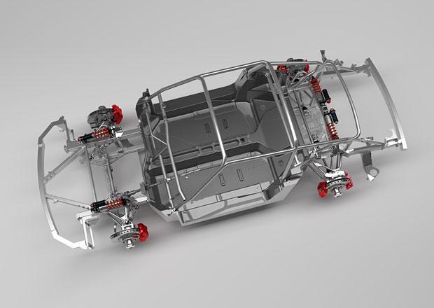 Staré Porsche 911 s novou technikou? RUF jde ještě dál a přichází s vlastní unikátní konstrukcí!