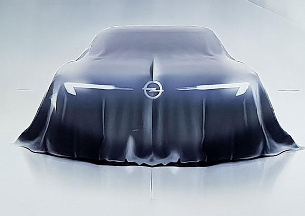 Opel chystá žhavý koncept ukazující prvky nové Corsy. První upoutávka vypadá slibně!