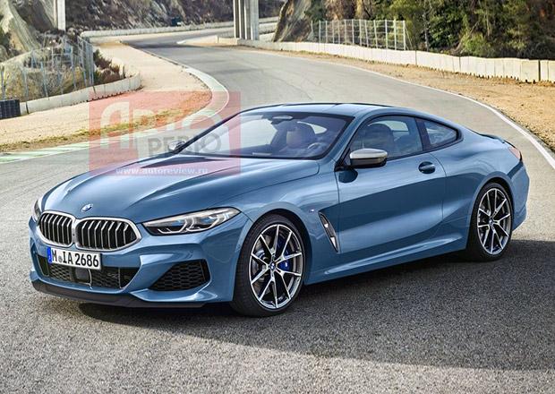 Nové BMW řady 8 je za dveřmi. Bude vypadat takhle?