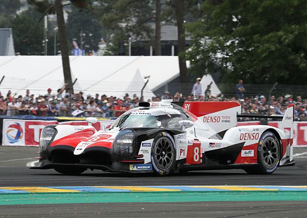 24 hodin Le Mans 2018: Toyota se konečně dočkala a hned slaví dvojitý triumf