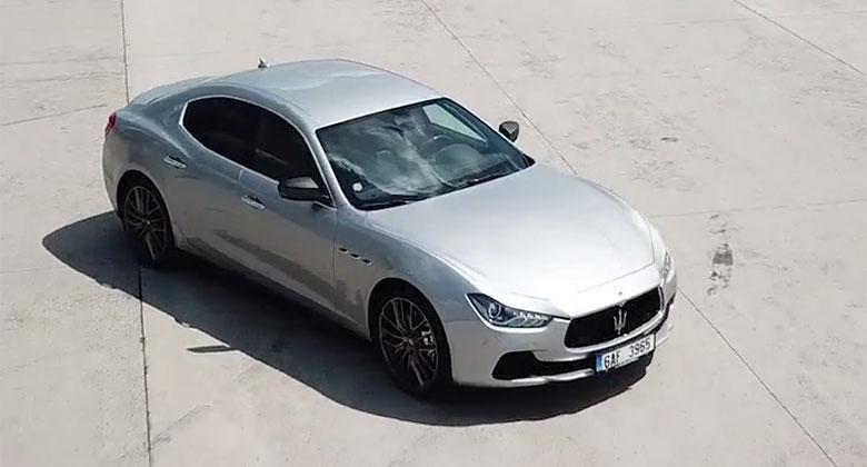 Video: Maserati Ghibli S Q4. Všechno je jinak!