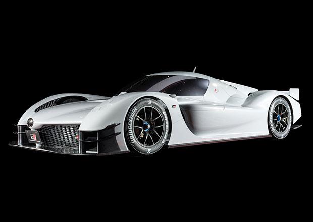 Toyota GR Super Sport Concept : Tohle chtějí Japonci opravdu vyrábět!