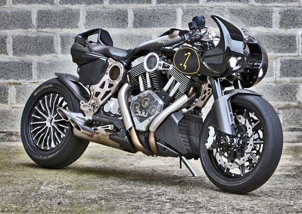 CR&S Motorcycles: Exkluzivní italské speciality na dvou kolech