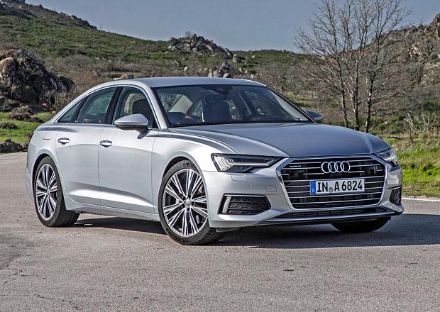 Nové Audi A6 odhalilo české ceny. Zatím nabízí dva šestiválce