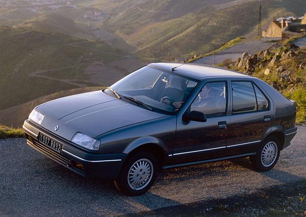 Renault 19 (1988-2003): Jaký vlastně byl poslední renault s číslem?