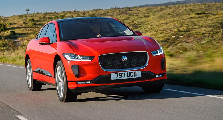 Jízdní dojmy s Jaguarem I-Pace: Elektrizující šelma