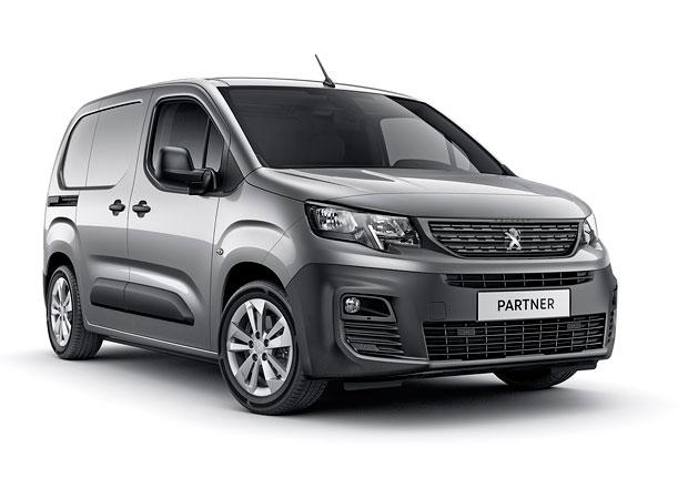 Peugeot Partner oficiálně: Pracant dostal moderní i-Cockpit a umí se zvážit