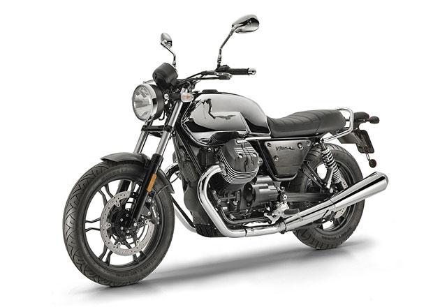 Moto Guzzi představuje krásnou V7 III Limited