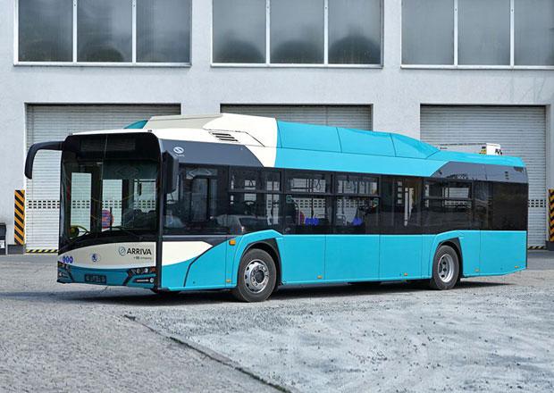 Škoda dodá Arrivě nové elektrobusy pro Trutnov