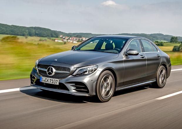Facelift Mercedesu třídy C: Hloubkovou operaci navenek nepoznáte!