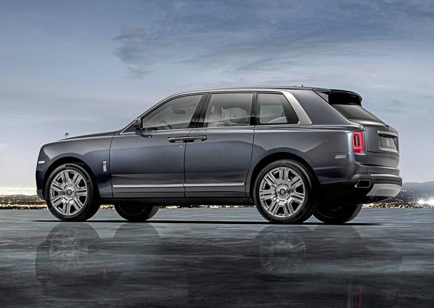 Šéf Rolls-Royce se rozpovídal o aktuální modelové řadě. Dočká se Cullinan sourozence?