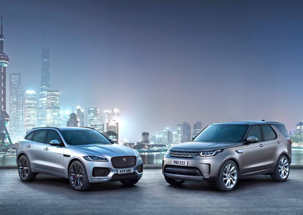 Indové pumpují do skupiny Jaguar Land Rover astronomické částky. Chtějí zvýšit podíl na trhu