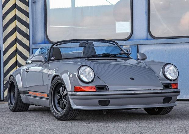 Toto Porsche 911 Speedster bylo původně 911 Targa z roku 1989