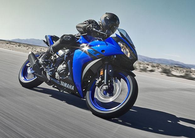 Yamaha YZF-R3: Supersport pro začátečníky na každý den