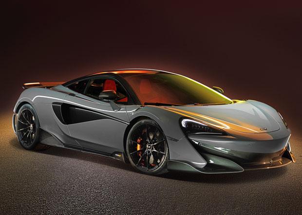 McLaren 600LT oficiálně: 592 koní se závodními ambicemi, které  mohou na běžné silnice!