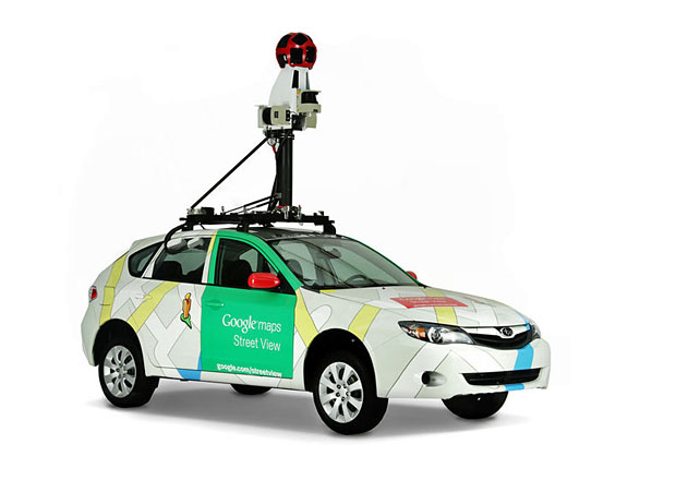 Fotící auta Google pro Street View opět vyrazí na české silnice