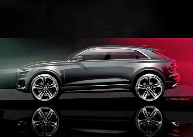 Audi možná rozšíří postupku crossoverů, přemýšlí nad Q9