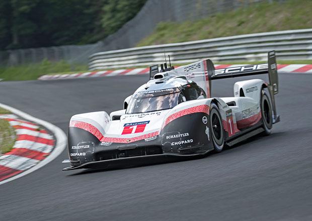 Rekord Nordschleife padl. Porsche 919 Hybrid Evo se dostalo pod 5:20 min