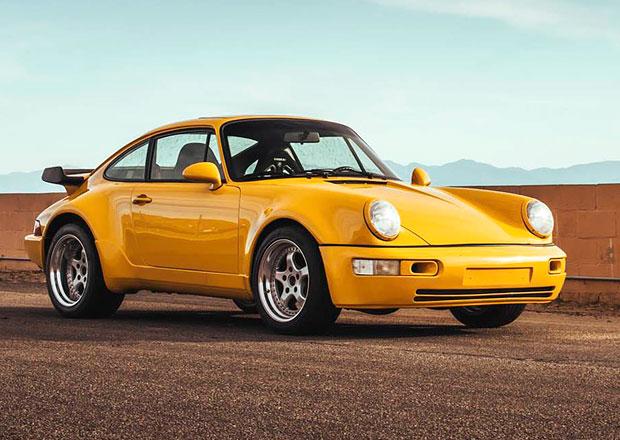 Toto Porsche 911 vlastně není úplně tak Porsche 911...