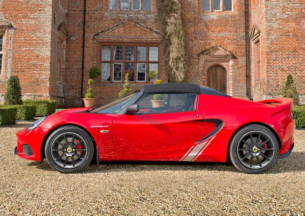 Lotus Elise málem dostal dveře jako Mercedes-Benz 300 SL nebo McLaren F1