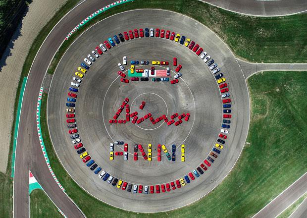 Maranello hostilo rekordní počet vozů značky Dino