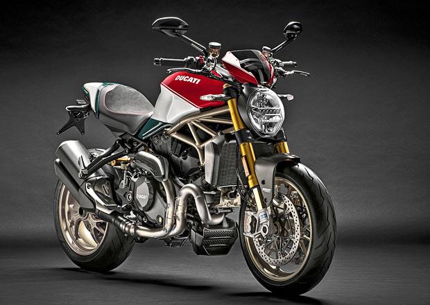 Ducati představuje limitovanou edici Monster 1200 25°Anniversario