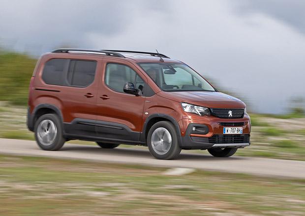 Jízdní dojmy s Peugeotem Rifter: Jak udělat z dodávky MPV