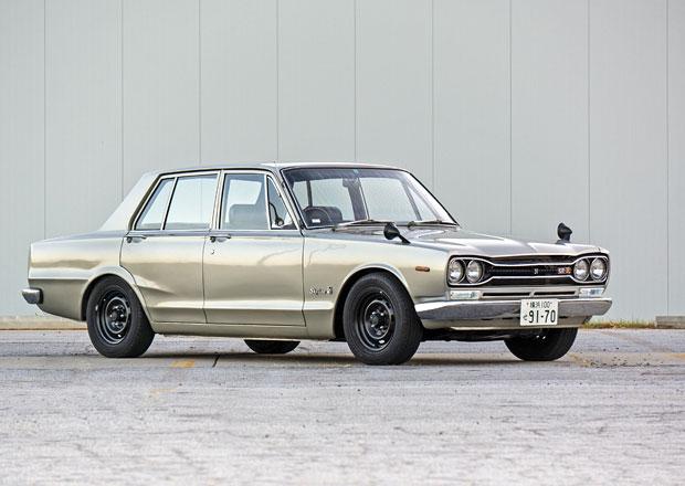 První GT-R Nissanu nebylo kupé. A vlastně to ani Nissan nebyl…