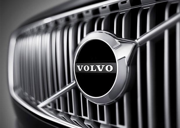 Prodej automobilky Volvo v pololetí stoupl o 14,4 procenta