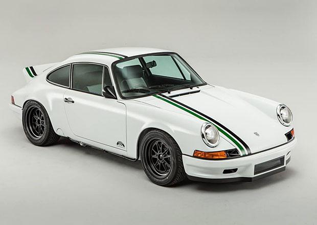 Porsche 911 Le Mans Classic Clubsport: Připomínka setkání veteránů na La Sarthe