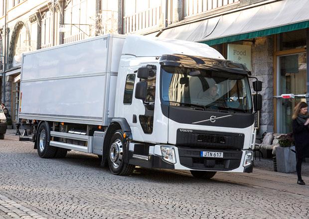 Volvo Trucks pro vyšší bezpečnost chodců a cyklistů ve městech