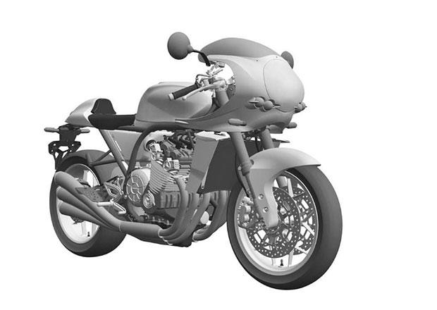 Připravuje Honda nový řadový šestiválec ve stylu legendárního CBX1000?
