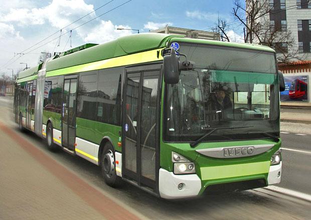 Nový trolejbus Škoda 35 Tr bude jako první provozovat Zlín
