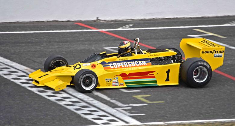 Formule 1 v Česku: Připomeňte si krasavce, kteří závodili v Mostě