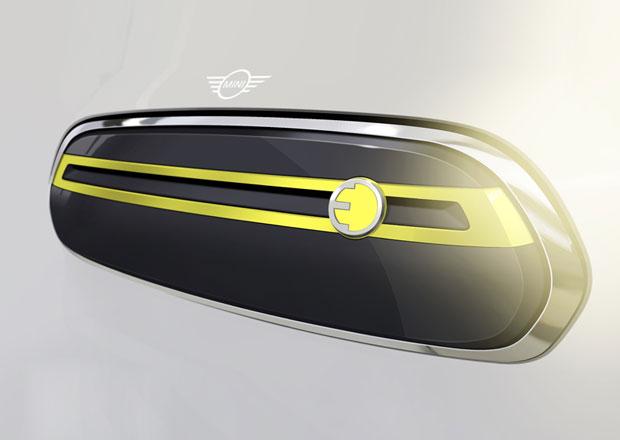 Mini poodhaluje nový elektromobil. Má uzavřenou mřížku a zvláštní kola