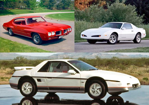 To nejlepší od mrtvých značek: Pontiac a jeho sportovci ve velké galerii